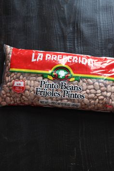 Homemade Pintos | Good Cheap Eats - Dry beans are much cheaper than canned. This easy recipe will help you save money and eat well.