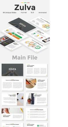 "Check out my @Behance project: ""Zulva - Creative Keynote Template"" https://www.behance.net/gallery/59157957/Zulva-Creative-Keynote-Template"
