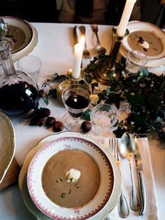Noël à la table de Mimi Thorisson 1/4 | MilK - Le magazine de mode enfant