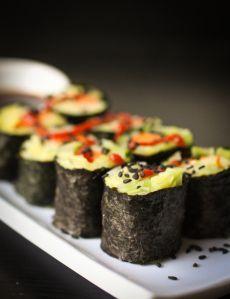 riceless sushi