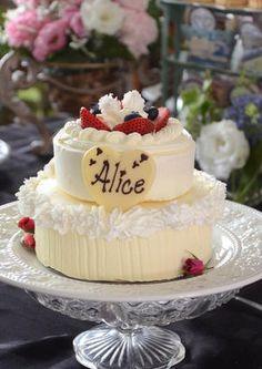 Pretty Alice Cake