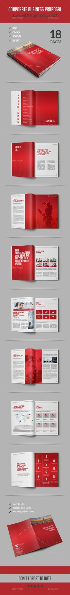 Business Proposal Template  Cleanses Template And Texts