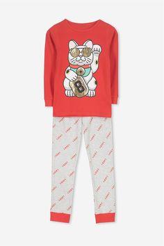 f15be19f46 Charlie 1 Long Sleeve Pyjama Set