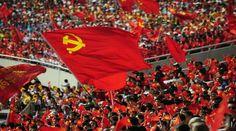 Eduardo Bolsonaro : Fora comunismo