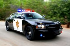 Orange County Sheriff, California, Dodge Charger