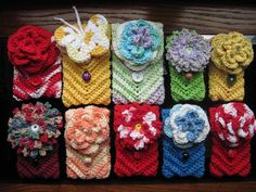 crochet cell phone cases | cRoCHet CasES | Flickr - Photo Sharing!