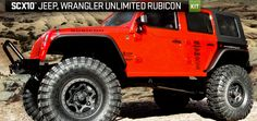 If you can't own the real thing then buy the AXIAL SCX10 Jeep Wrangler Unlimited Rubicon.