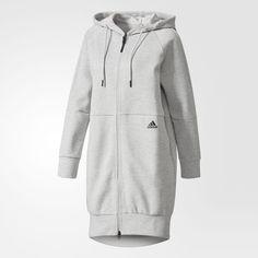 adidas Women's ID Off-pitch Hoodie - Grey   adidas Canada - Great, comfy hoodie.