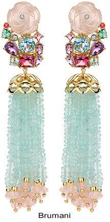 earrings by brumani