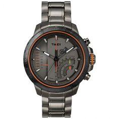 [ELETROMOB]Relógio Masculino Cronógrafo Timex,pulseira De Aço,caixa De 5,2 Cm- R$359,90