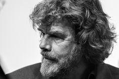 Reinhold Messner im Literaturhaus München 7.4.2014 (© Christian P Schmieder)