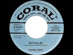 Milton Berle, Funny Songs, Buffalo, Musicals, It Works, The Creator, Water Buffalo, Nailed It, Musical Theatre