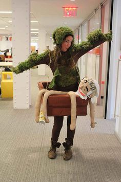 35 BuzzFeed Employees Who Dressed Up For Halloween