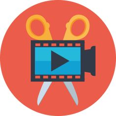 лучших изображений доски Video Editor Icons 54 Editor Android