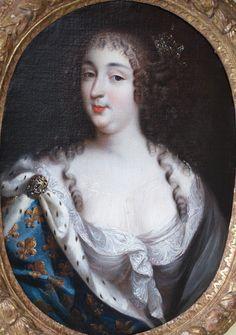 Marie Thérèse d'Autriche, reine de France, 17th century, French school