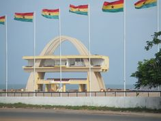 Independence Arch Accra