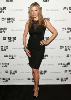 Mira Sorvino - WIRED Cafe at Comic-Con 2014 -02