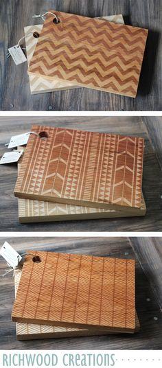 Richwood Creations cutting boards