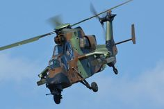 Tiger HAP helicopter, French Army ALAT, Photo : André Bour