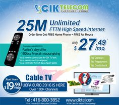 Still Father's Day Offers is on - 2 in 1 bundle plans with the unlimited internet and home phone along with it. Use Promo code and get of Air Mouse free. ON: FTTN 2 in 1 bundle QC: FTTN 2 in 1 bundle WC : Cable 2 in 1 bundle. Home Phone, Phone Service, Digital Tv, Father, Coding, Internet, How To Plan, Day, Free