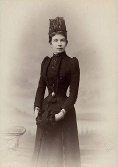 Gisela Louise Marie 15. jul 1856 - 27. jul 1932