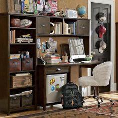 Unique teenage study room designs » Adorable Home