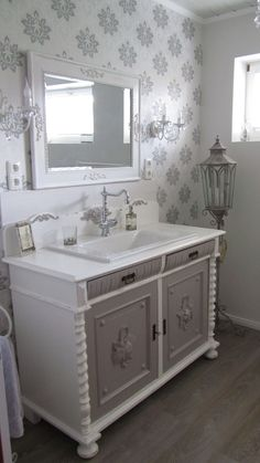Badmöbel Blog   Land U0026 Liebe Badmöbel Landhaus. Amaturen BadBathroom Accent  Wall Modern BathroomShabby Chic ...