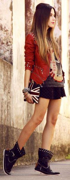 Look Du Jour:coca-cola by Fashion Coolture