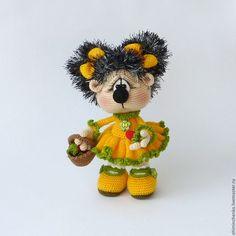 Softies, Plushies, Handmade Toys, Hedgehog, Knit Crochet, Teddy Bear, Dolls, Instagram Posts, Pattern
