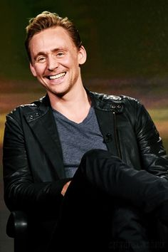 Tom Hiddleston at the Television Critic's Association 2016