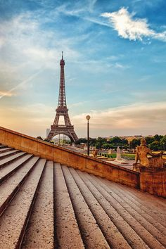 Paris, stairway to heaven.