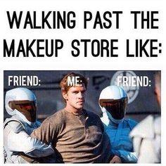 17 Hysterically Funny Makeup Quotes and Memes - Makeup TutorialsFacebookGoogle+InstagramPinterestTumblrTwitterYouTube