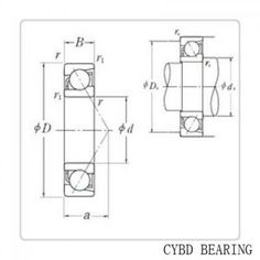 Buy CYSD 87604 deep groove ball bearings - OF Bearing Industrial Co. Used Parts, Be Yourself Quotes, Deep