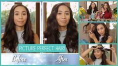 Picture Perfect Hair Tutorial with MyLifeAsEva & Marianna Hewitt - #BeYouTV Proactiv