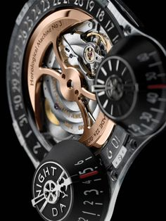Luxury Watches: MB & F