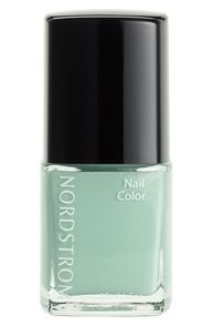 nail color for the summer. #mint