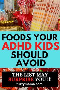 Adhd Odd, Adhd Help, Adhd Diet, Adhd Strategies, Wellness Mama, Adhd Symptoms, Healthy Kids, Healthy Snacks, Get Educated
