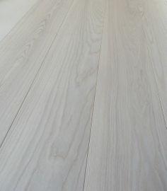 1 stavs parkett - Ask Plank Hvit Ultramatt