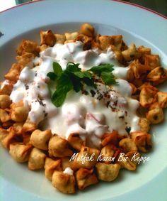 Mutfak Kazan Biz Kepçe: Çıtır Mantı