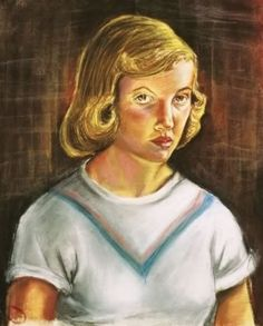The Art of Sylvia Plath: Revisit Her Sketches, Self-Portraits, Drawings & Illustrated Letters