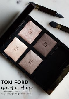 Tom Ford Nude Dip - My Newest Addiction