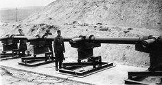 V3 long range gun