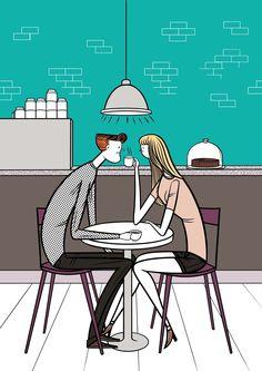 Coffee Shop - Janne Iivonen