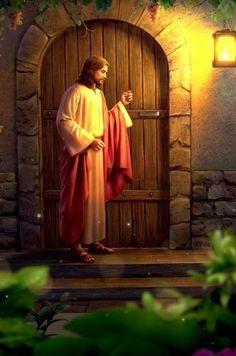 Pictures Of Jesus Christ, Jesus Christ Images, Bible Pictures, Religious Pictures, Jesus Christ Quotes, Jesus Our Savior, Jesus Lives, Jesus Christ Painting, Jesus Art