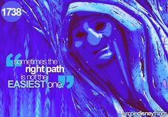 Fave Pocahontas quote