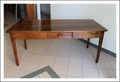 Tavolo Tavolino Luigi XVI in noce massello Fratino Capretta fine 700 restaurato! Antico Antiquariat
