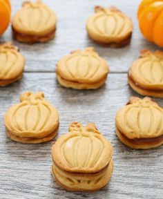 Pumpkin Spice Shortbread Cookies | Kirbie's Cravings | A San Diego food blog