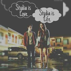 Stydia wallpaper... Stydia is love. Stydia is life.