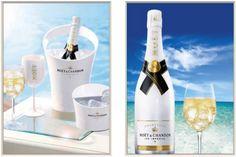 Ice Champagne Moët & Chandon
