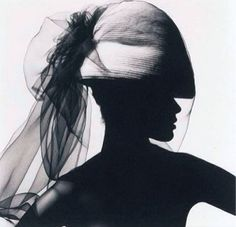 Veruschka, photographed in New York by Irving Penn for Vogue, 1963